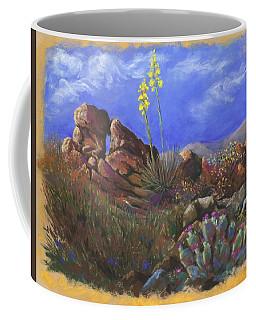 Anza Borrego April Coffee Mug