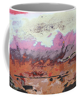 Ap24 O Coffee Mug by Fran Riley