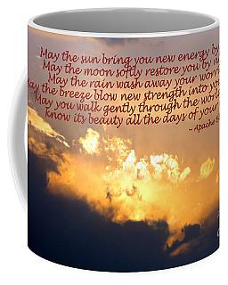 Apache Blessing  Coffee Mug