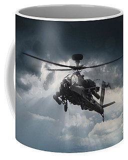 Apache Gunship Coffee Mug