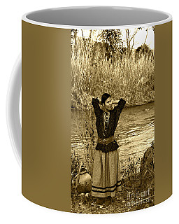 Apache River Maiden Coffee Mug
