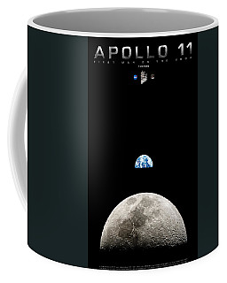 Apollo 11 First Man On The Moon Coffee Mug