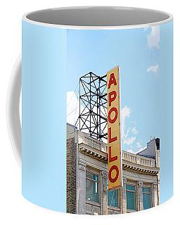 Apollo Theater Sign Coffee Mug