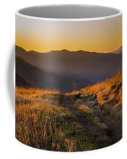Coffee Mug featuring the photograph Appalachian Afternoon by Serge Skiba