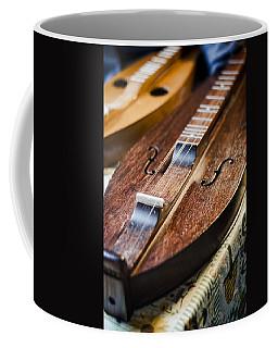 Appalachian Dulcimer Coffee Mug