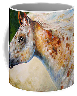 Appaloosa Spirit 3618 Coffee Mug