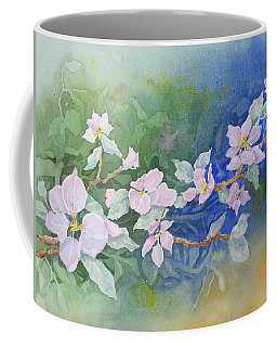 Apple Blossoms 2 Coffee Mug by Christine Lathrop