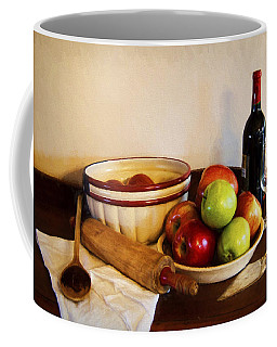 Apple Pie Impressions Coffee Mug