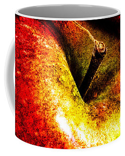 Coffee Mug featuring the photograph Apples  by Bob Orsillo