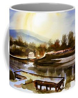 Approaching Dusk IIb Coffee Mug