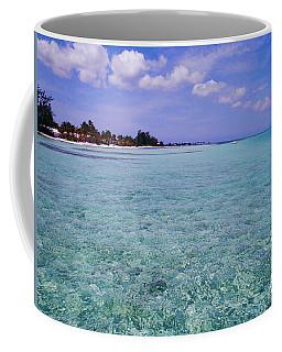 Aqua Blue Coffee Mug