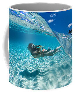 Aqua Dive Coffee Mug