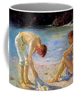 Aquamarine   Coffee Mug