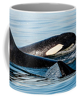 Aquatic Immersion Coffee Mug