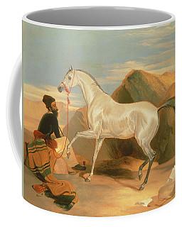 Arab Stallion Coffee Mug