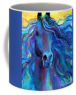 Arabian Horse #3  Coffee Mug by Svetlana Novikova
