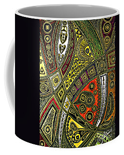 Arabian Nights Coffee Mug