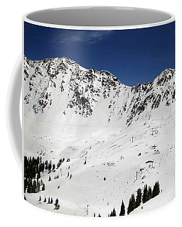 Arapahoe Basin Ski Resort - Colorado          Coffee Mug by Fiona Kennard