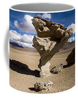 Arbol De Piedra Coffee Mug