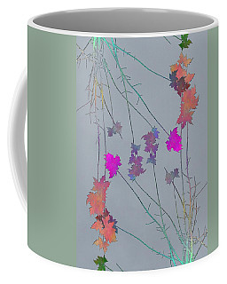 Arbor Autumn Harmony 1 Coffee Mug by Tim Allen