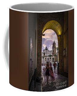 Arc Of The Rose Cadiz Spain Coffee Mug by Pablo Avanzini