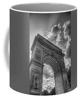 Arch At Washington Square Coffee Mug