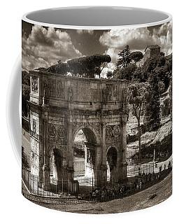 Arch Of Contantine Coffee Mug