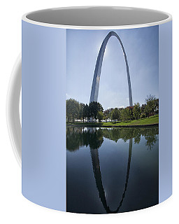Arch Reflection Coffee Mug