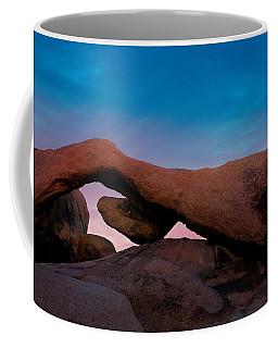 Arch Rock Evening Coffee Mug