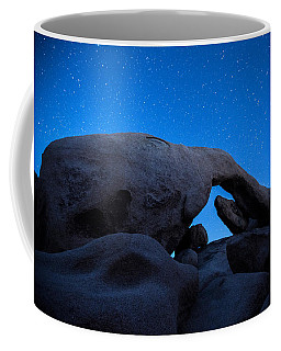 Arch Rock Starry Night 2 Coffee Mug