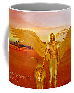 Archangel Ariel Coffee Mug