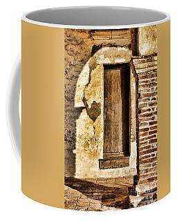 Arched Shadow By Diana Sainz Coffee Mug
