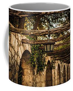 Arches At The Alamo Coffee Mug