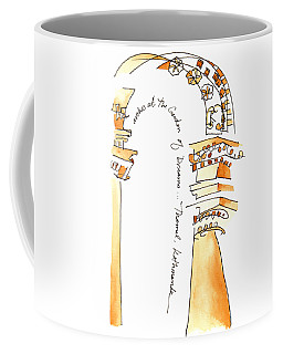 Arches In The Garden Of Dreams Coffee Mug