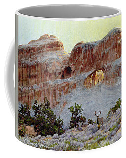 Arches Mulie Coffee Mug