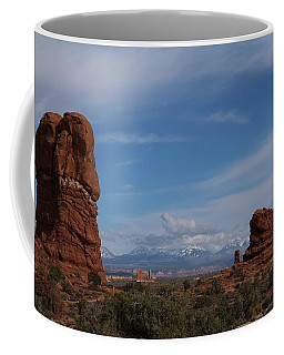 Arches National Monument Coffee Mug