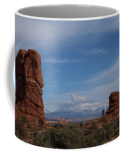 Arches National Monument Coffee Mug