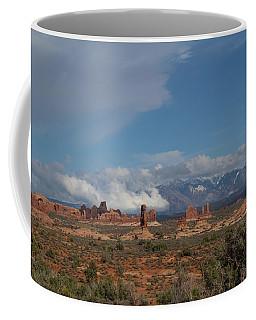 Arches National Monument Utah Coffee Mug