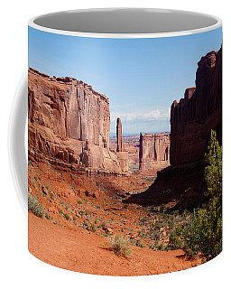 Arches National Park Coffee Mug
