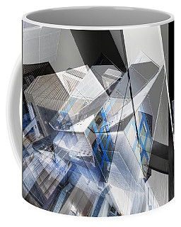 Architectural Abstract Coffee Mug