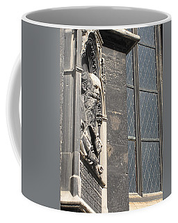 Coffee Mug featuring the photograph Architectural Detail In Austria by Nancy Ingersoll