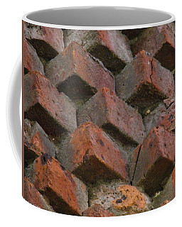 Coffee Mug featuring the photograph Architectural Detail by Nick Kirby