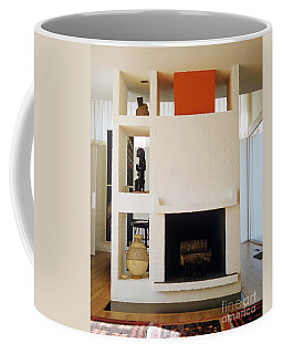 Architectural Detail Of Casa Sert 1958 Coffee Mug