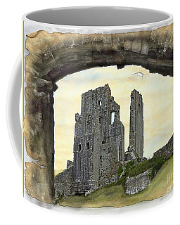 Archway To History Coffee Mug by Linsey Williams