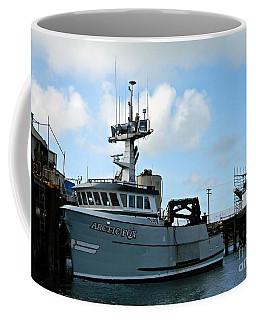 Arctic Fox Offload Coffee Mug