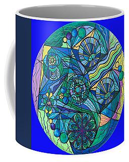 Arcturian Immunity Grid Coffee Mug