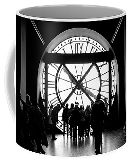 Are We In Time... Coffee Mug
