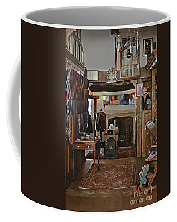 Coffee Mug featuring the photograph Are You Being Served ? by Terri Waters