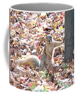 Are You Looking At Me ? Coffee Mug