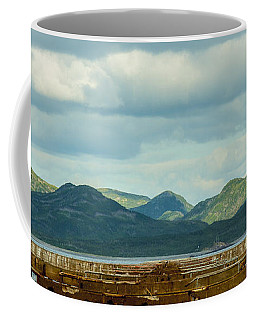 Argentia Coffee Mug